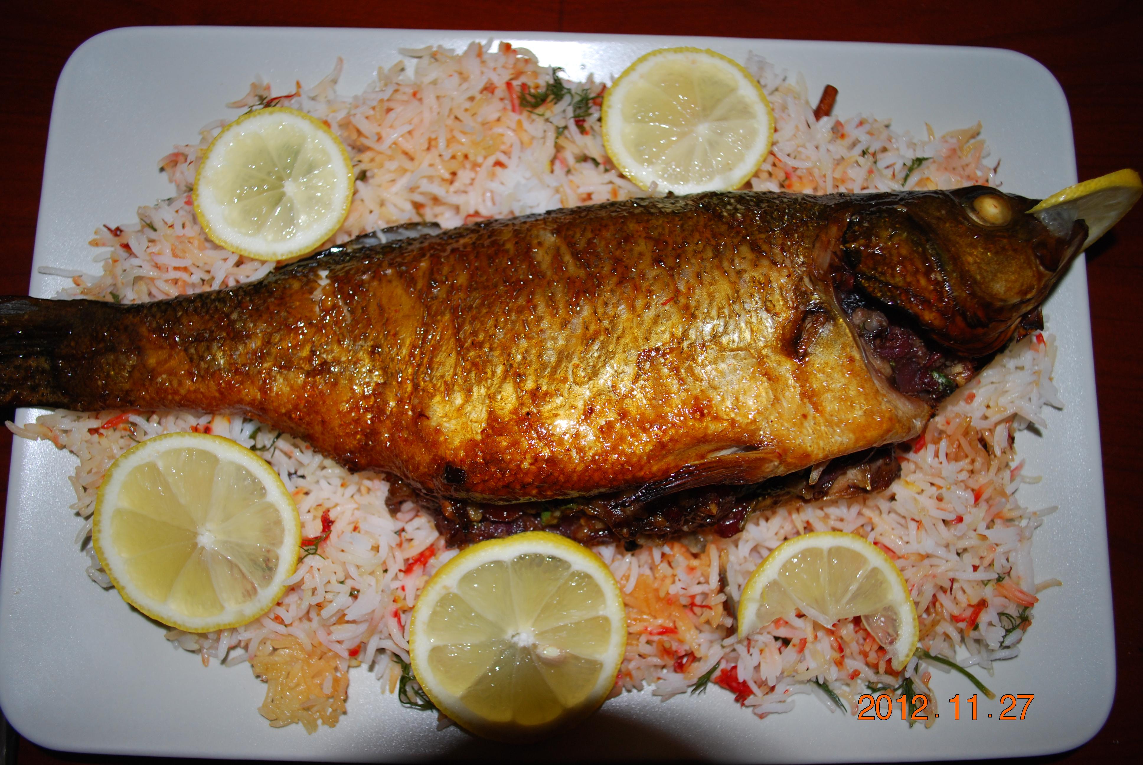 An indian cooking azeri food in london foodprints for Azerbaijan cuisine